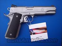 Springfield 1911 TRP Stainless 45 acp *NEW* Tactical Response Pistol PC9107LP