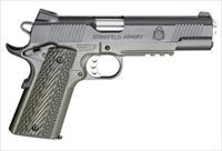 Springfield Marine Corps Operator .45 acp O.D. Green Frame Armory Kote G10 Grips PX9110ML *NEW*