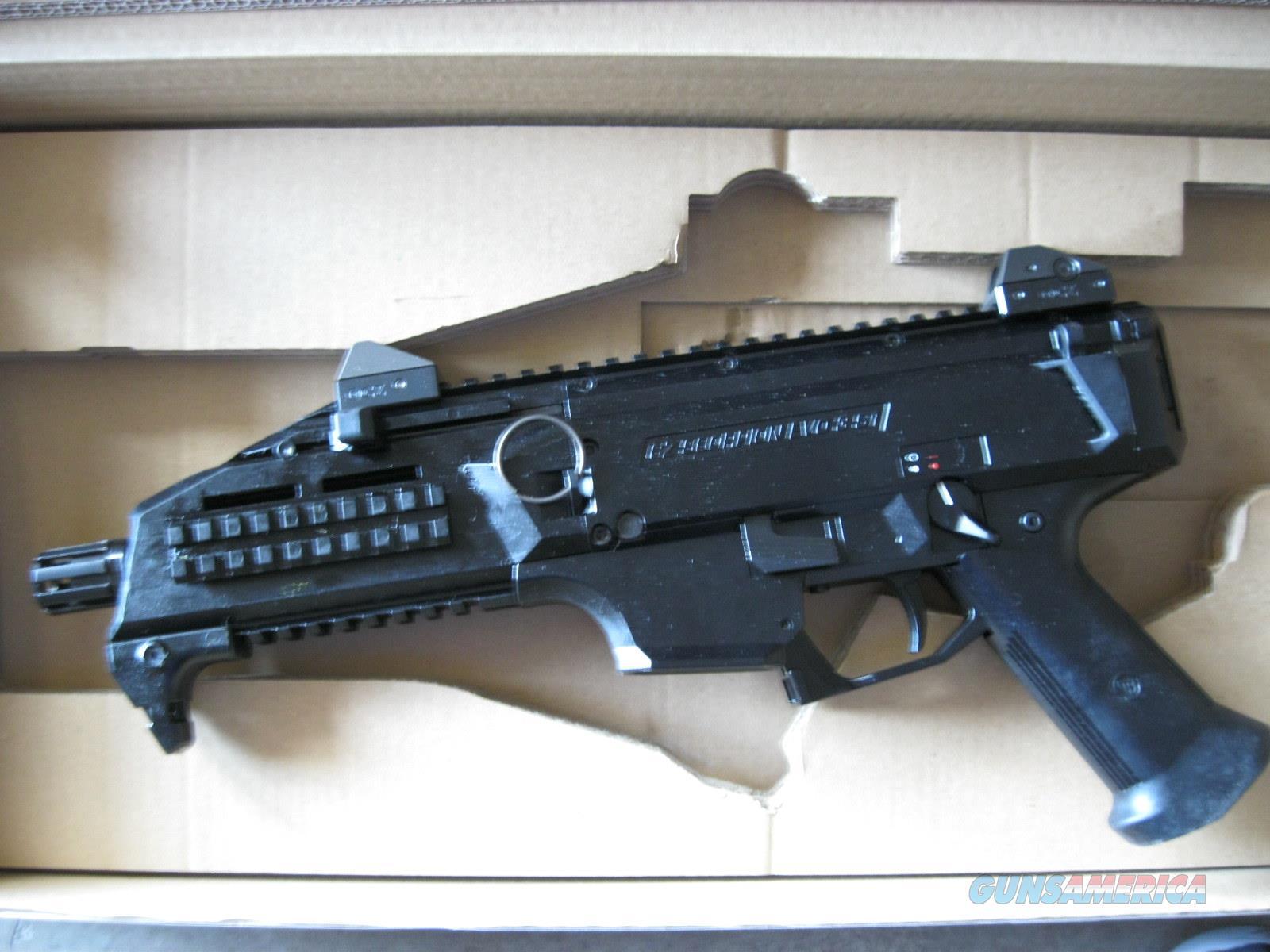 Ez Way Auto Sales >> CZ-USA Scorpion EVO 9mm 20 Round Sub Gun 91351 ... for sale