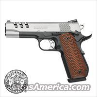 Smith & Wesson Performance Center 1911 Bobtail 2 Tone .45 acp *NEW* 170344