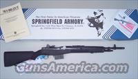 Springfield Armory M1A A1 Scout Squad 7.62 NEW 3 FREE MAGS