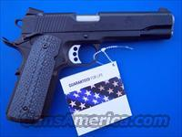 Springfield TRP Tactical 1911 .45 acp Armory Kote Tactical Response Pistol PC9108L *NEW* PLUS - 4 Extra Mags, Holster and Mag Pouch