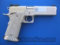 STI Executive .40 S&W Dawson FO *NEW* 2011 Hard Chrome D/T