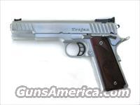 STI Trojan 5.0 .45 acp 1911 Hard Chrome DFO *NEW*