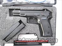 CZ 75 B Omega 9mm 16 Round Polycoat Single Double Action Pistol 91135 *NEW*
