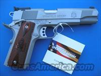 Springfield Loaded Target 1911 Stainless 45 acp *NEW*