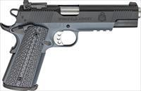 Springfield TRP Operator .45 acp Tactical Rail Grey 1911 Night Sights PC9105GL  *NEW*  PLUS - 4 Extra Mags, Holster and Mag Pouch