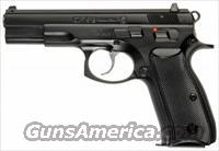 CZ-USA 75 B SA 9mm 16 rd *NEW