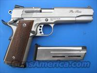 Smith & Wesson 1911 9mm Pro Series *NEW* Fixed Novak Sights Wilson Combat ETM Mags Magwell Ambi