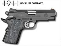 "Springfield 1911 RO Elite Compact 9mm 4"" FO *NEW* PI9125ER"