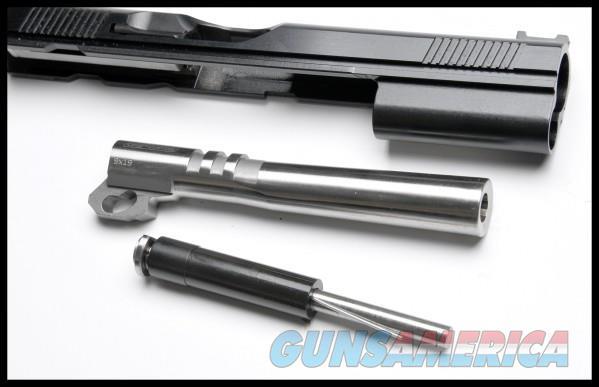 CZ 75 Bull Shadow Custom 9mm CZC Barrel 91 For Sale