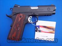 Springfield Champion Operator Lightweight 45 acp *NIB* 1911 Gear Pkg PX9115L PLUS - 4 Extra Mags, Holster and Mag Pouch