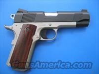 Colt LW Commander .38 Super Two Tone TALO Limited *NEW*