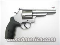 Smith & Wesson 69 Combat Magnum .44 Mag 4 in Stainless L Frame 5 Shot 162069 *NEW*