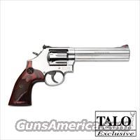 "Smith & Wesson 686 Plus Deluxe Talo 6"" .357 Magnum *NEW*"