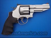 Smith & Wesson 627 Pro Series 8 shot .357 Mag 4