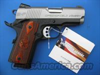 Springfield EMP .40 S&W Bitone Stainless 1911 Enhanced Micro Pistol  *NEW* PI9240LP