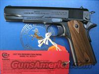 Colt 1911 Anniversary .45 WWI Reproduction 1918 *NEW* 100 Years of Service
