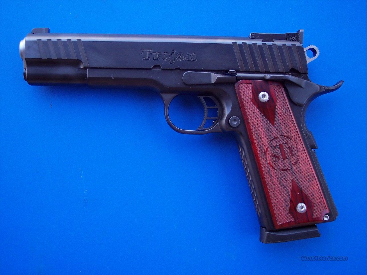 Sti 1911 Trojan 9mm New For Sale