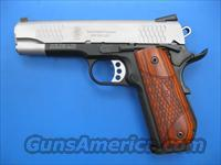 Smith & Wesson E Series 1911SC .45  Bobtail Commander *NEW*