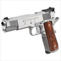 Springfield Trophy Match 45 Stainless 1911 *NEW* PI9140LP