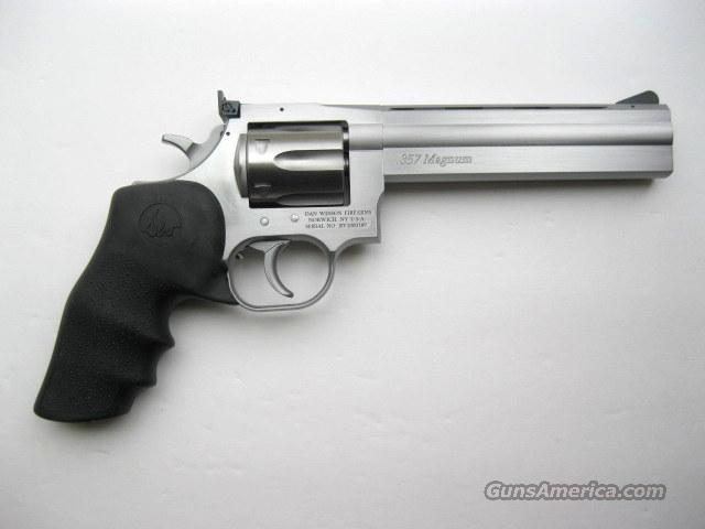 CZ-USA Dan Wesson 715 Stainless Double Action Revolver  357 Magnum 6 in  01932 *NEW*