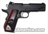 CZ-USA Dan Wesson Guardian 9mm LW Bobtail Commander 1911 4.25