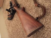 PRE 1964 Winchester Model 70 bolt action 30.06 hunting rifle with Redfield scope