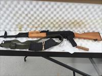 New Century Arms WASR 10 AK47 7.62X39 rifle