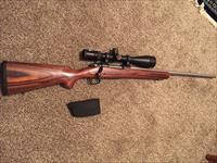 Winchester Coyote 300WSM rifle with Nikon Prostaff 7 scope .300 WSM