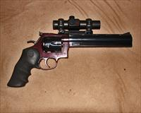 "Dam Wesson  revolver  41 cal  8"" Barrel /Millett Red Dot"