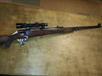 Interarms Witworth Express Rifle in 375 H&H with 1.5x5 Leupold scope