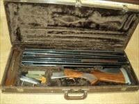 Browning Citori 4 barrel set