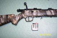 SAVAGE MODEL 93R17 - CAMO STOCK - .17HMR - BOLT ACTION - NIB - FREE SHIPPING!