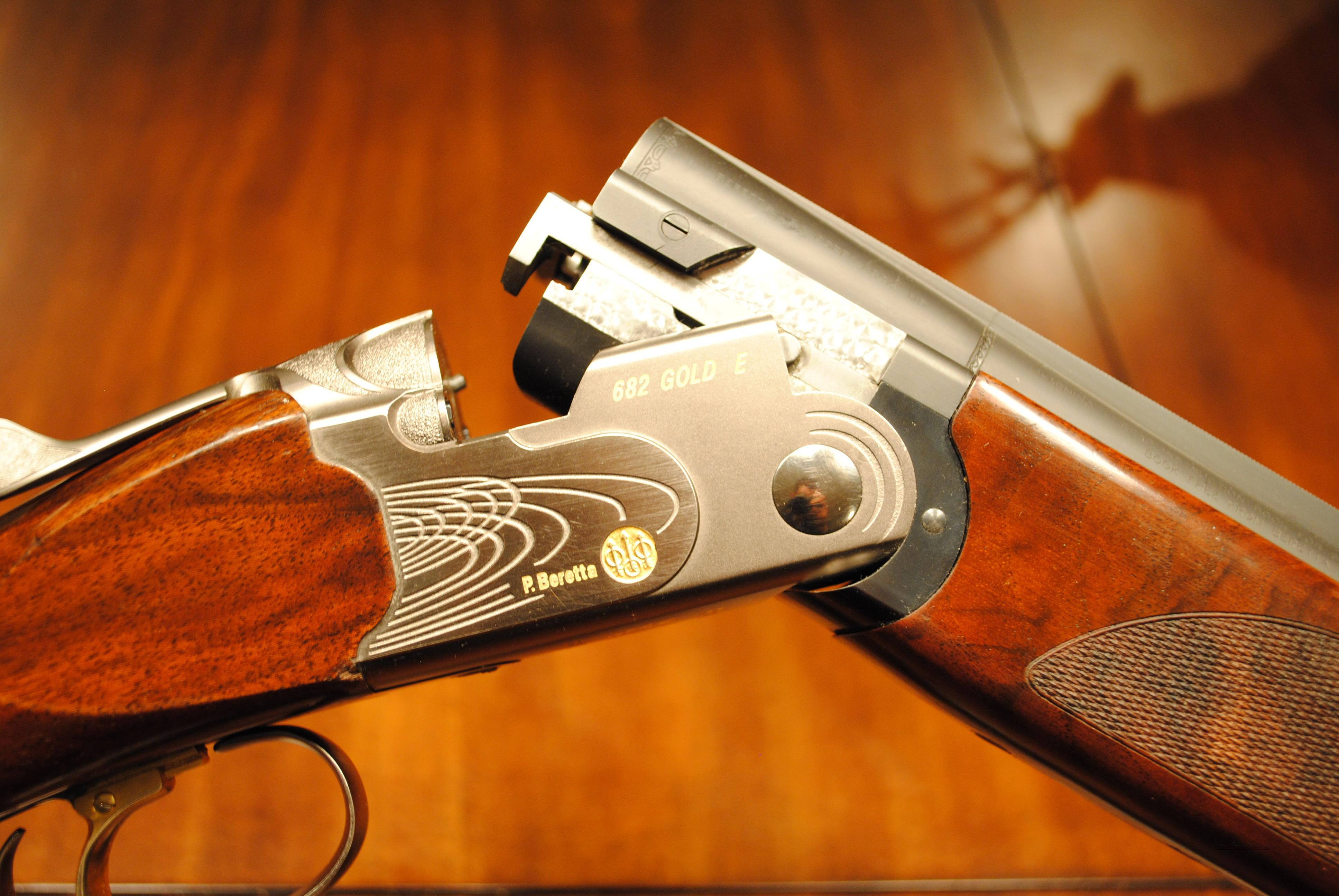 REDUCED Beretta 682 Gold E 20 GAUGE Sporting Guns Shotguns