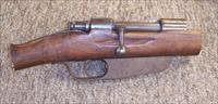 Carcano M 38 Receiver Action