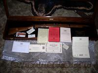 WORLD WAR II LEE ENFIELD NO.1 MARK III TROPHY AMERICAN HISTORICAL FOUNDATION