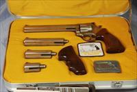 DAN WESSON 15-2VH FOUR BARREL SET STAINLESS STEEL