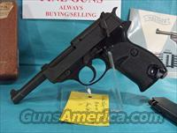 WALTHER MODEL P 38 - CAL 9mm