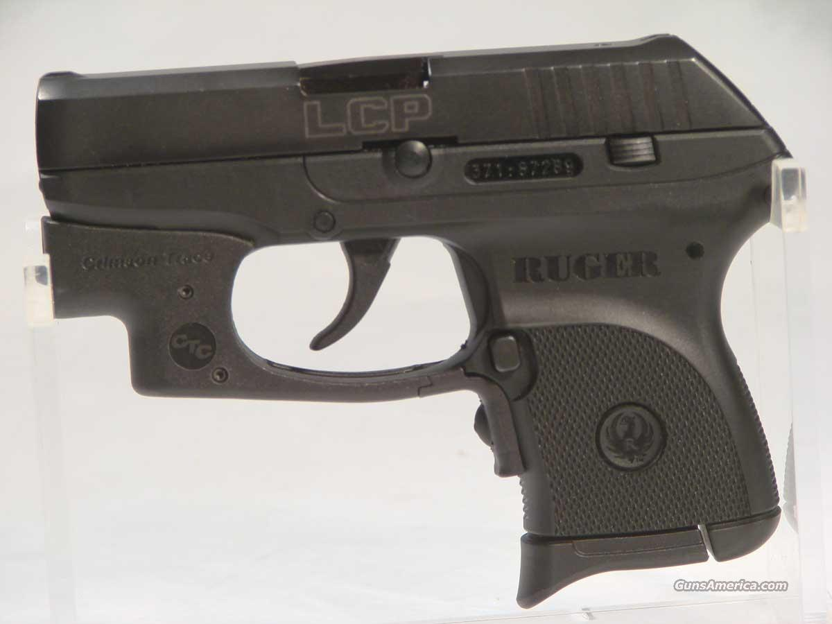 Ruger LCP .380 with Laser in the Box for sale