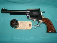 Ruger New Blackhawk 357/9 Combo