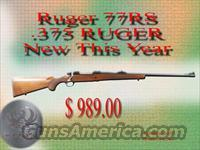 "Ruger Bolt action Mk-77 ""Hawkeye"". New in box"