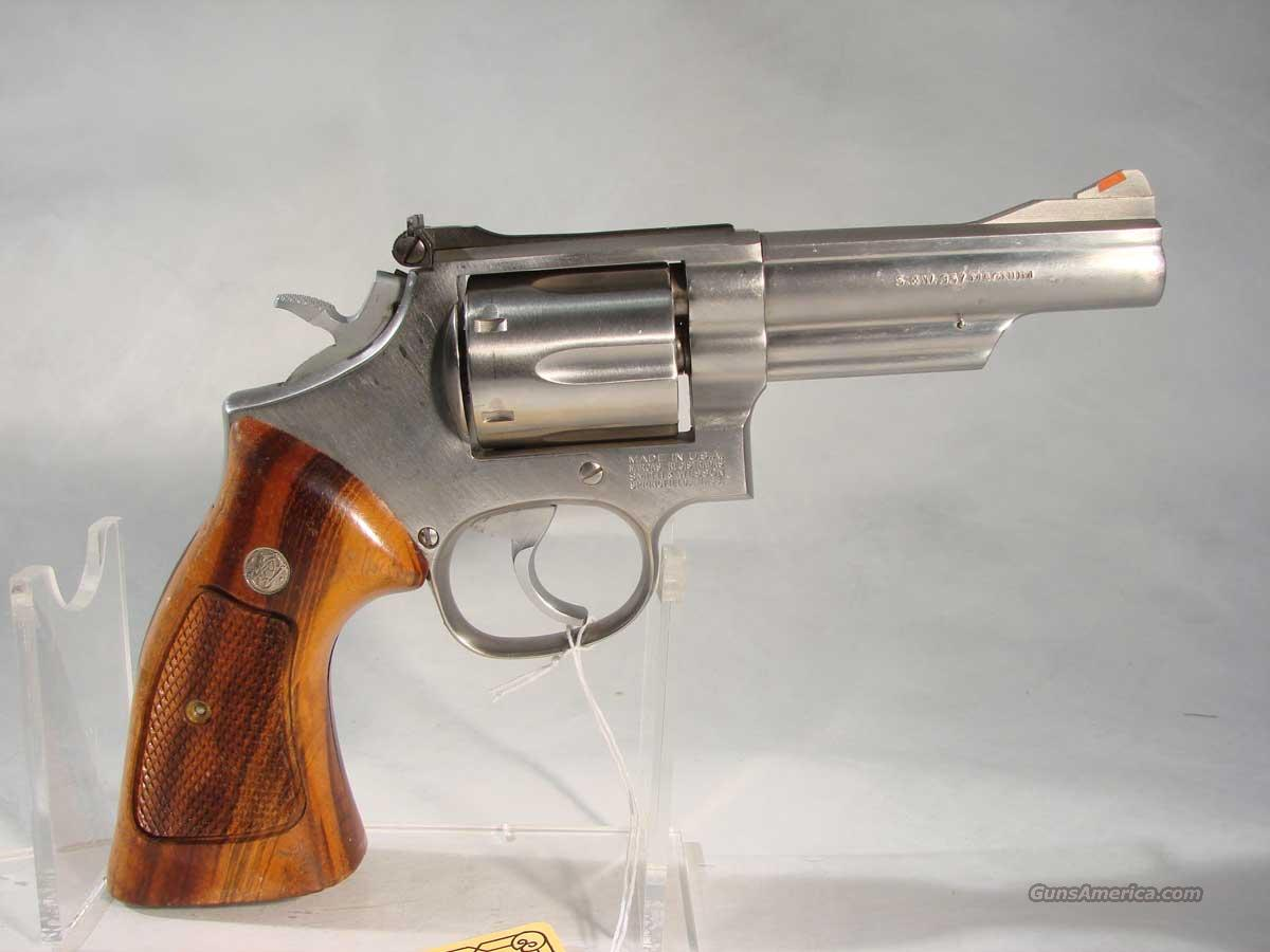 S&W Model 66 Stainless .357 4 inch for sale