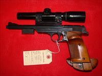 Hammerli Walther Olympia 1936