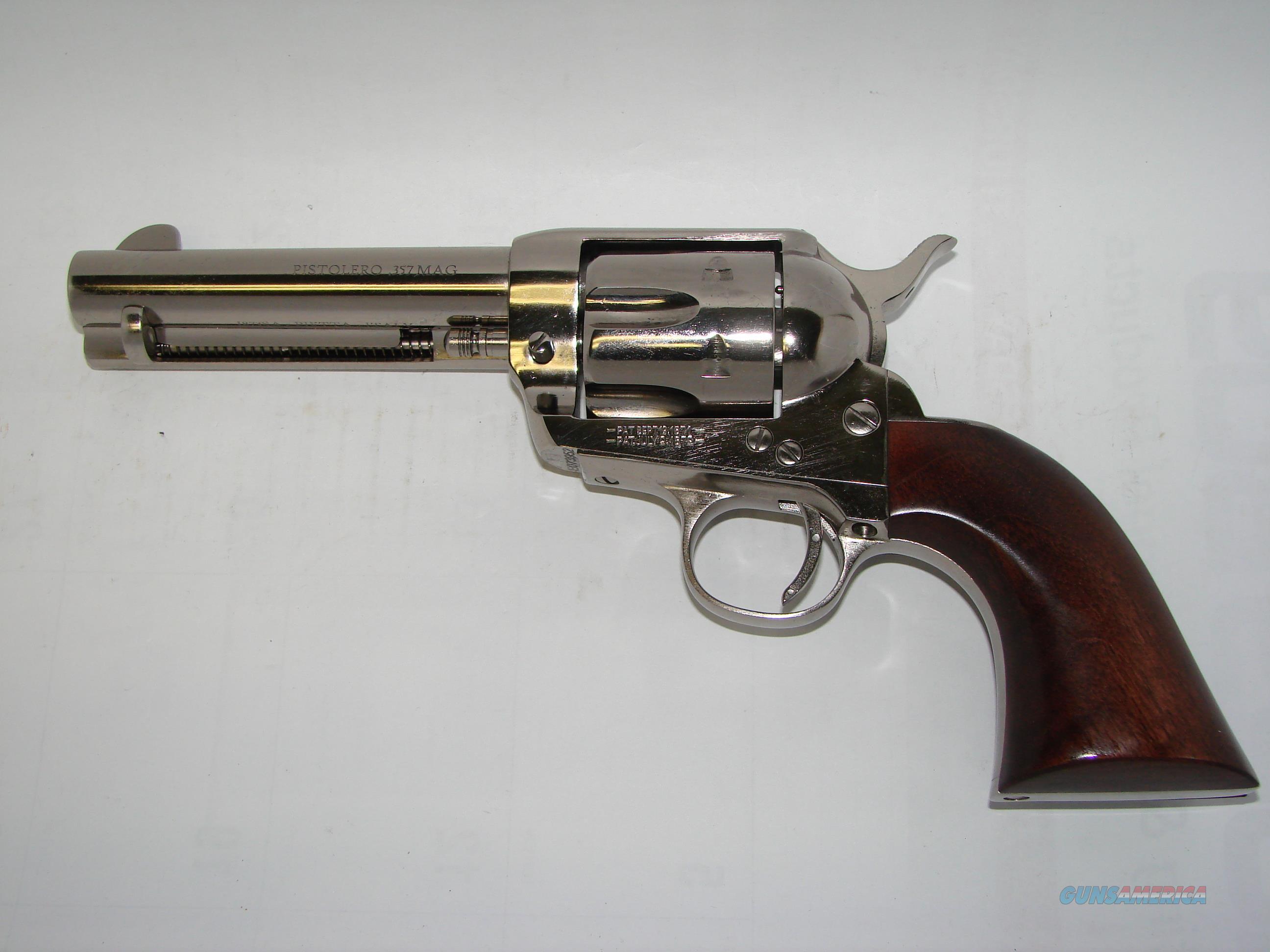 Cimarron Pistolero Nickel
