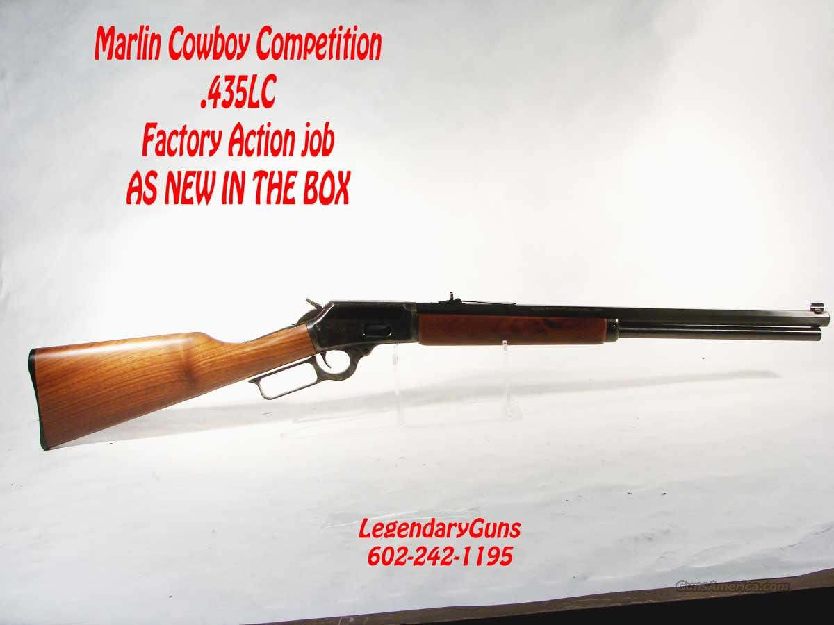 Marlin 1894 Cowboy Competition Model  45LC