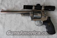 SMITH AND WESSON 629-1 WITH LEUPOLD SCOPE
