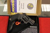 Rossi Plinker 22lr Blued Finish