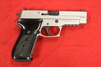 Sig P220 Stainless Steel