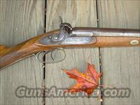 W&C SCOTT 12 GAUGE SXS LIGHT FOWLER CIRCA 1860